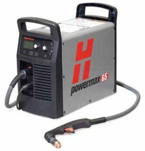 Hyperthem Plasma Cutter Powermax 65
